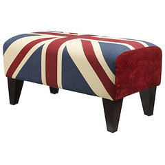 eclectic benches by John Lewis