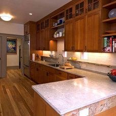 Traditional Kitchen by Jeff King & Company