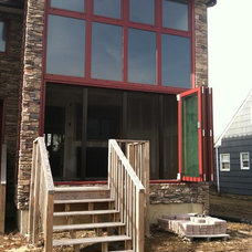 Contemporary Windows And Doors by Solar Innovations, Inc.