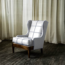 Armchairs by The New Traditionalists