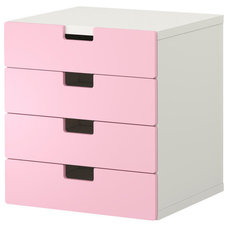 Contemporary Dressers Chests And Bedroom Armoires by IKEA