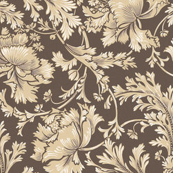 York Wallcoverings - CS8668 Wallpaper, Double Roll - Prepasted: Paste has already been applied to the back of the wallpaper and is activated with water.