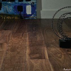 Duchateau Hardwood Floor - Natural American Walnut EGRVAM5 The Vernal Collection by DuChateau Floors