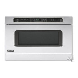 """Viking Undercounter Drawer Micro Microwave Oven - Though more expensive than the normal microwave, easier to use than the """"door style"""" set down low.  We have installed several of these units for clients who love the convenience and accessibility."""