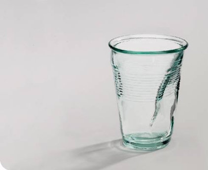 Eclectic Everyday Glassware by Gretel Home