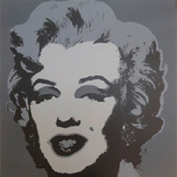 "Andy Warhol Marilyn Monroe Sunday B Morning Serigraph Silkscreen #3 Popart - Stunning Marilyn By Andy Warhol Sunday B Morning Serigraph Screen Print! These are fabulous exciting silkscreen screenprints. These are Sunday B. Mornings editions screenprints that are stamped on the verso in blue ink published By Sunday B Morning, fill in Your Own Signature. The inks' are the 1980's editions and the quality and integrity of the prints is impeccable. They are excellent High quality Silkscreen Screenprints printed on 'museum board' with the highest quality archival inks. Comes with Certificate of Authenticity. These are highly sought after by collectors for their quality, rarity and exciting vibrant colors.These are in excellent mint condition. Size is large at 36"" x 36"" inches."