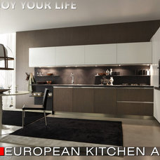 Modern Kitchen Cabinetry by Vadim Kadoshnikov