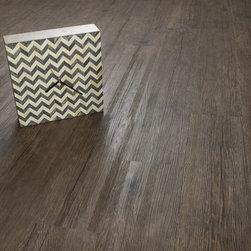 "Gofloors - Pastoral Bronze Vinyl Plank Flooring Sample - This is a high-quality, 12"" sample of our vinyl plank flooring."