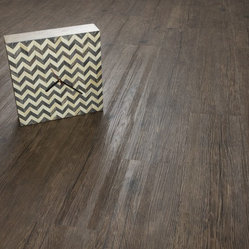 "Gofloors - Pastoral Bronze Vinyl Plank Flooring Sample - This is a high-quality, 12"" sample of our vinyl plank flooring."