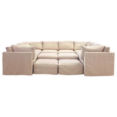 contemporary sectional sofas by ABC Carpet & Home