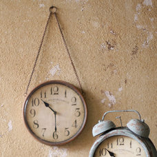 Eclectic Clocks by Iron Accents