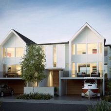 Contemporary Rendering by One to One Hundred
