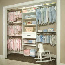 Traditional Closet by National Home Products