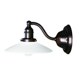 "Hudson Valley Lighting - Hudson Valley Lighting 3911 Single Light Wall Sconce from the Hadley Collection - *Hadley Collection 1 Light Wall Sconce8"" W x 5 3/4"" H x 10 3/4"" E1-60w A15 Medium Base Fan Bulb (Not Included)"