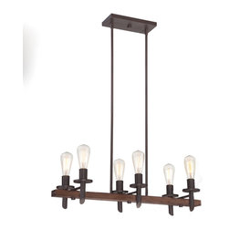 LOFT Antique Wood And Metal Chandelier - http://www.phxlightingshop.com/index.php?main_page=advanced_search_result&search_in_description=1&keyword=9287