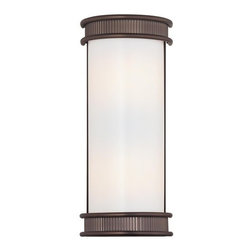 Minka Lavery - Minka Lavery 4282 2 Light ADA Wall Sconce from the Federal Restoration Collectio - Two Light ADA Wall Sconce from the Federal Restoration CollectionFeatures: