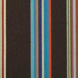 Stripes by Paul Smith Rhythmic Stripe Fabric - This soft velvet fabric is very durable and provides a luxurious look and feel for any modern furniture piece.