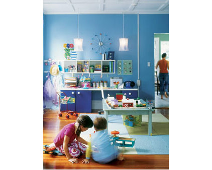 An Ingenious Playroom