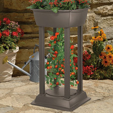 Contemporary Outdoor Planters by Meijer