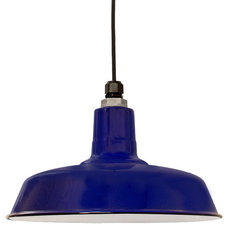 eclectic pendant lighting by Barn Light Electric Company