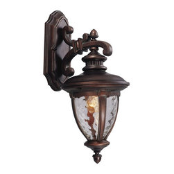 DHI CORP - Design House 508317 Tolland Outdoor Downlight - 8.5 x 18.5 in. - Patina Bronze F - Shop for Wall Mounted from Hayneedle.com! Richly detailed the Design House 508317 Tolland Outdoor Downlight - 8.5 x 18.5 in. - Patina Bronze Finish has a stunning classic look to warmly invite guests into your home. This elegant metal downlight has an eye-catching bronze patina perfectly paired with bubble glass.About DHI CorpDHI Corp has committed itself toward providing its customers with a selection of carefully crafted high-quality products for the home and garden. With both consumer and trade markets in mind the company features domestic offices based in Mequon Wisconsin and a satellite office located in Asia. With design influences and the finest craftsmen and factories from around the globe under their employ DHI Corp has made itself a brand you can trust. Whether you need faucets fans hardware or more DHI has you covered.