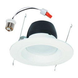 Unbranded - Unbranded Halo 6 in. Recessed White LED Retrofit 90CRI 3500K RL560WH6935R - Shop for Lighting & Fans at The Home Depot. This LED is an all-in-one retrofit solution that provides the quality and value Halo is known for. The RL560 all-in-one design integrates the LED, driver, heat sink, lens, baffle and trim in one compact unit. Features a 3500K white light. This lamp is dimmable and is wet location compatible.