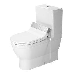 Duravit - Duravit - Close coupled toilet, Starck 3 - 2141090000 - Starck3 Series