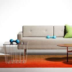 2013 Blu Dot Modern Furniture Catalog - Blu Dot is a Minneapolis-based designer and maker of modern home furnishings. Visit them online at www.bludot.com or in one of their company owned stores in New York, Los Angeles or San Francisco.