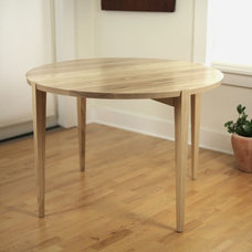 Contemporary Dining Tables by Studiomoe