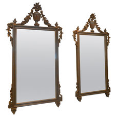 A Pair of Louis XVL Style French Mirrors at 1stdibs