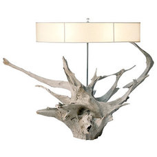 Modern Table Lamps by EcoFirstArt