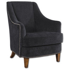 Traditional Armchairs And Accent Chairs by Build