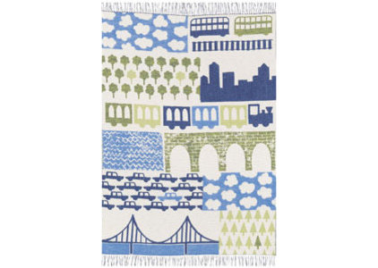 Contemporary Kids Bedding by Designers Guild