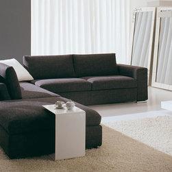 Modern sofa beds - SS 33 - Made in Italy - Modern sofa beds, sectional sofa beds, sofa beds storage, wall beds, Italian furniture, modern furniture, designer furniture, transformable furniture and space saving furniture.
