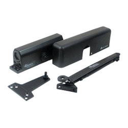 Deltana - Deltana Door Closer, Duro - Deltana door closer DC7 can be installed in three variations
