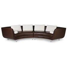 Contemporary Sectional Sofas by Robb & Stucky