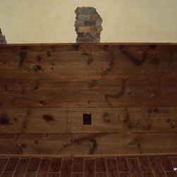 Edmund Terrence, LLC - Barn Style Wainscoting - Luxury Barn Style Interiors, by Edmund Terrence, LLC