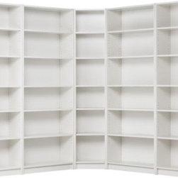 Gillis Lundgren/IKEA of Sweden - BILLY Corner combination - Corner combination, white