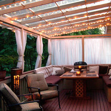 Outdoor Rooms on a Budget: Our 10 Favorites From Rate My Space : Page 04 : Outdo