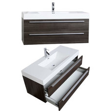 Contemporary Bathroom Vanities And Sink Consoles by ConceptBaths