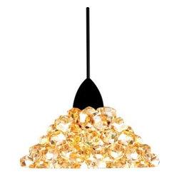 WAC Lighting - WAC Lighting MP-LED543 Giselle 4 Watt LED Monopoint LEDme Pendant - Features: