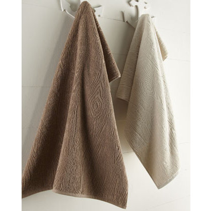 Contemporary Towels by Neiman Marcus