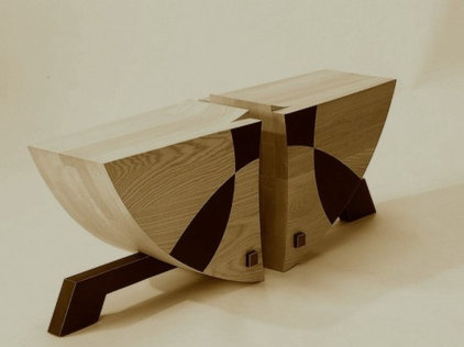 Modern Indoor Benches by ArtsyHome.com