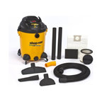 Shop Vac - Shop-Vacuum 9689400 5.5-Peak HP Ultra Pro Wet or Dry Vacuum with Built-In Pump - Wet/Dry Vac 14 gal 5.5 Peak HP with built in pump with a Shop-Vac Pump Vac you can pick up water from one place and pump it to another. And you can keep vacuuming while you empty the tank