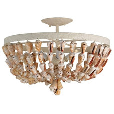 Waterside Ceiling Mount | Currey and Company