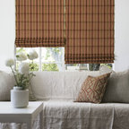 Smith & Noble Reverse Classic Roman Fabric Shades - Starting 131+
