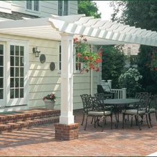 Traditional Gazebos by Walpole Outdoors