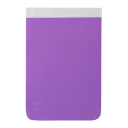 IDEA International - Duller Memo Pad Short - Purple - Colorful memo pads which have a variety of uses in combination with other items. It is perfectly suited for use with a travel organizer.