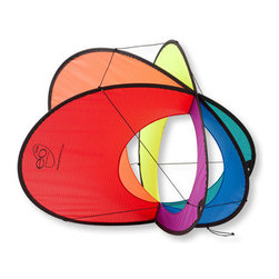 Prism EO Atom Kite - Lightweight and easy to pack, this gorgeous kite not only makes your picnic spot easy to find, but stays up in the lightest of breezes.