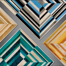 Contemporary Rugs by Britto Charette Interiors - Miami Florida